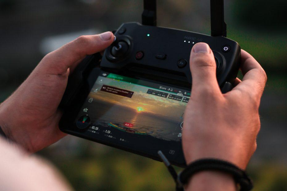 Venta y servicios con drones para topografía y videos aéreos