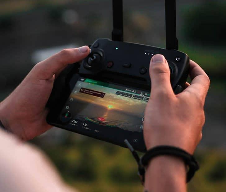 Topografia con drones en Quito